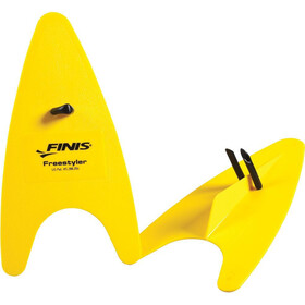 FINIS Freestyler Plaquettes De Natation, yellow
